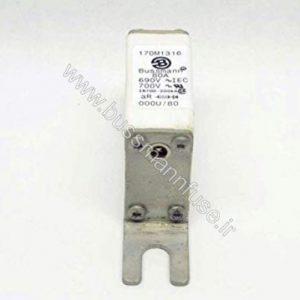 فیوز کف خواب باسمن 700V (IEC/UL) 170M1316