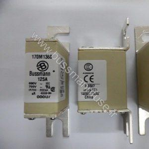 فیوز کف خواب باسمن 700V (IECUL) 170M1368